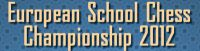 European School Chess Championship 2012