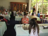European School Chess 2012 – the double round