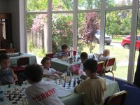European School Chess Round 1